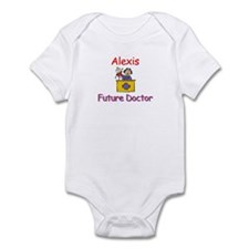 Alexis - Future Doctor Infant Bodysuit