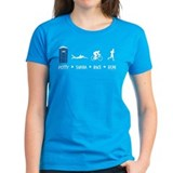 Men's Potty Swim Bike Run Tee