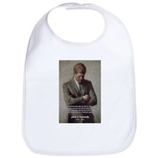 Man / War John F. Kennedy Bib