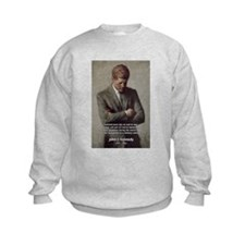 Man / War John F. Kennedy Sweatshirt