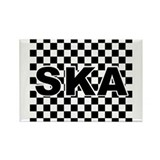 Ska Rectangle Magnet (100 pack)