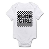 Unique Jamaican boy Infant Bodysuit