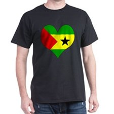 I Love SAO TOME AND PRINCIPE T-Shirt