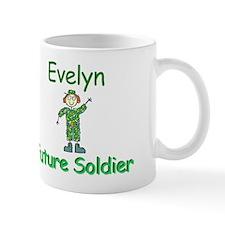 Evelyn - Future Soldier Mug