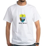 Saint Helenian Coat of Arms S Shirt