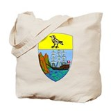 Saint Helena Coat of Arms Tote Bag