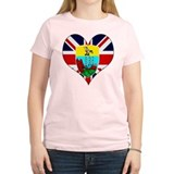 I Love Saint Helena T-Shirt