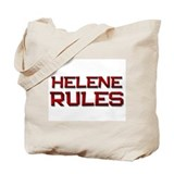 helene rules Tote Bag