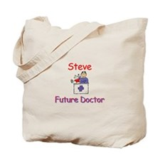 Steve - Future Doctor Tote Bag