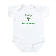 Jocelyn - Future Soldier Infant Bodysuit