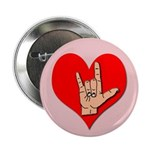 ASL I Love You Hand Sign 2.25