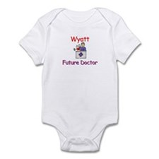 Wyatt - Future Doctor Infant Bodysuit