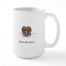 Guinean Coat of Arms Seal Mug
