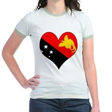 I Love Papua New Guinea T
