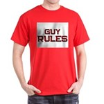 guy rules Dark T-Shirt
