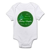 Christmas Tree Baking  Baby Onesie