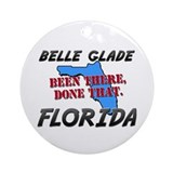 belle glade florida - been there, done that Orname