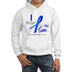 Colon Cancer Son Hooded Sweatshirt