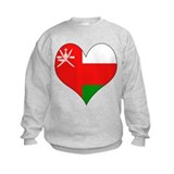 I Love Oman Sweatshirt