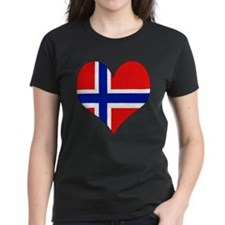 I Love Norway Tee