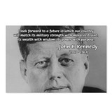 American Politics JFK Postcards (Package of 8)