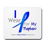 Colon Cancer Nephew Mousepad