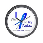 Colon Cancer Nephew Wall Clock