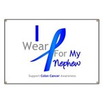 Colon Cancer Nephew Banner