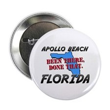 apollo beach florida - been there, done that 2.25""