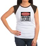 Mom To Be Twins Women's Cap Sleeve T-Shirt