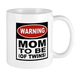 Mom To Be Twins Mug