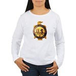 Federal Prison Officer Women's Long Sleeve T-Shirt