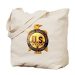 Federal Prison Officer Tote Bag
