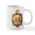 Federal Prison Officer Mug