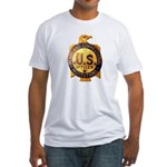 Federal Prison Officer Fitted T-Shirt