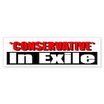 * Conservative * Bumper Sticker (10 pk)