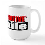 * Conservative * Large Mug