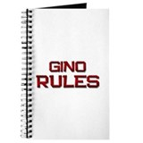 gino rules Journal