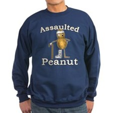 Assaulted Peanut Sweatshirt