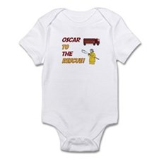 Oscar to the Rescue Infant Bodysuit