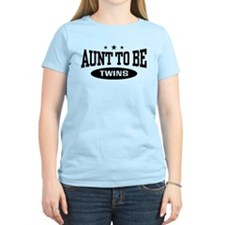 Aunt To Be Twins T-Shirt
