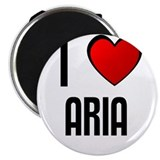 "I LOVE ARELY 2.25"" Magnet (100 pack)"