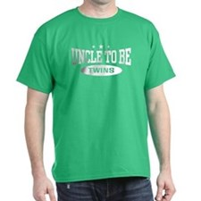 Uncle To Be Twins T-Shirt