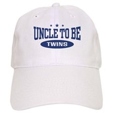 Uncle To Be Twins Baseball Cap