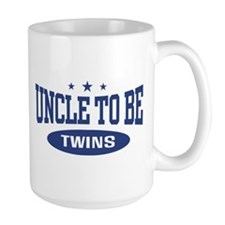 Uncle To Be Twins Mug