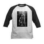 Heroine / Saint Joan of Arc Kids Baseball Jersey