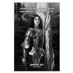 Heroine / Saint Joan of Arc Large Poster