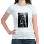 Heroine / Saint Joan of Arc Jr. Ringer T-Shirt