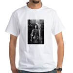 Heroine / Saint Joan of Arc White T-Shirt