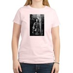 Heroine / Saint Joan of Arc Women's Pink T-Shirt